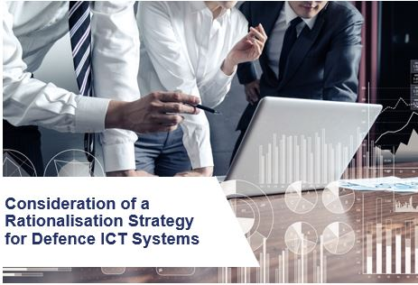 Consideration of a Rationalisation Strategy for Defence ICT Systems